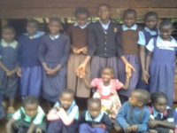 Orphans ministry in Kenya
